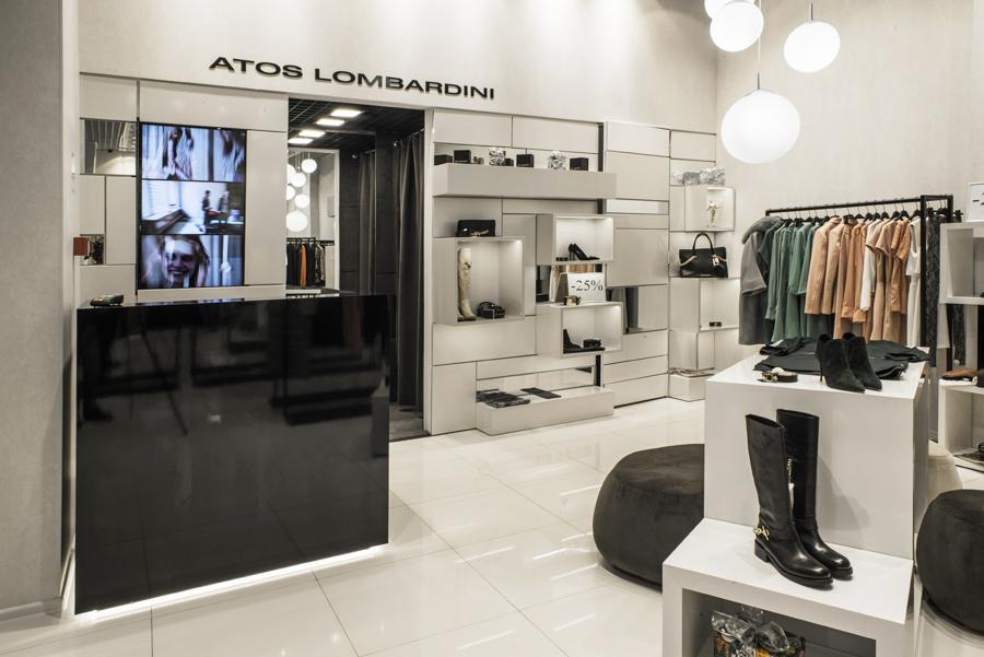 """Магазин женской одежды """"Atos Lombardini"""" 9026940897bae"""